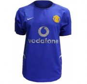 Retro Manchester United Away Soccer Jerseys 2002/2004