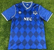 Retro Everton Home Soccer Jerseys 1986/87
