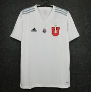 Club Universidad de Chile Away Soccer Jerseys White 2020/21