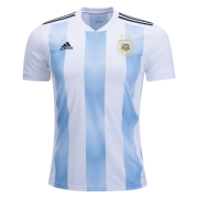 Argentina Home Soccer Jersey Shirt 2018 World Cup