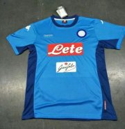 Napoli Home Soccer Jersey 2017/18