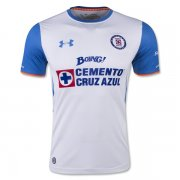 Cruz Azul Away Soccer Jersey 2015-16
