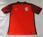 Lille OSC Home Soccer Jersey 2015-16