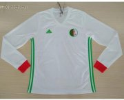 Algeria Home Soccer Jersey LS 2018 World Cup
