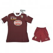 13-14 Torino FC Home Red Soccer Jersey Kit(Shirt+Shorts)