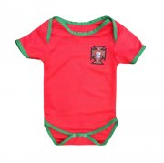 Portugal Home Soccer Jersey 2018 World Cup Infant