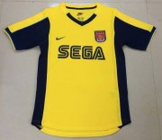 Retro Arsenal Away Soccer Jerseys 2000/01