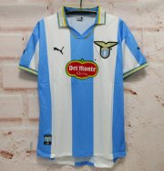 Retro Lazio Home Soccer Jerseys 1999/2000