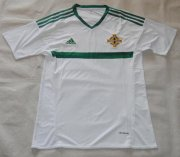 Northern Ireland Away Soccer Jersey 2016 Euro
