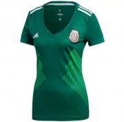 Mexico Home Soccer Jersey Women 2018 World Cup