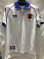 Retro Japan Away Soccer Jerseys 1998