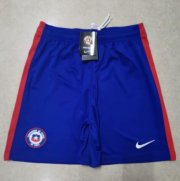Chile Home Blue Soccer Shorts 2020/21