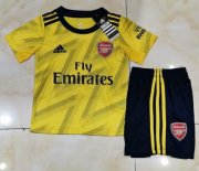 Children Arsenal Away Soccer Suits 2019/20 Shirt and Shorts