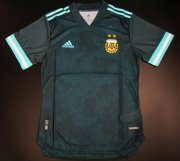 Argentina Away Authentic Soccer Jerseys 2020