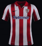 13/14 Athletic Bilbao Jersey Home Soccer Jersey