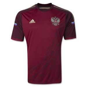 2014 World Cup Russia Home Red Jersey Shirt