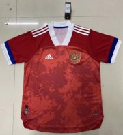 Russia Home Authentic Soccer Jerseys 2020