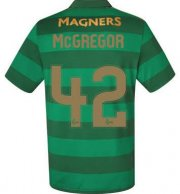 Celtic Away Soccer Jersey 2017/18 McGregor #42