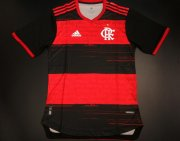 FC Flamengo Home Authentic Soccer Jersey 2020/21