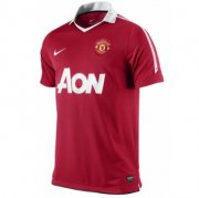 Retro Manchester United Home Soccer Jerseys 2010/11