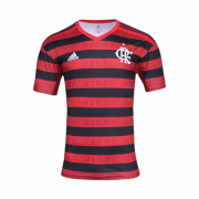 CR Flamengo Home Red&Black Soccer Jerseys Shirt 19-20