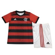 Flamengo Home Soccer Jersey 2018/19 Shirt and Shorts Kids