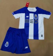 Children Porto Home Soccer Suits 2019/20 Shirt and Shorts
