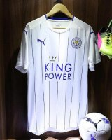 Leicester City Third Soccer Jersey 16/17