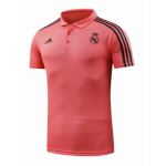 Real Madrid Polo Pink 18-19