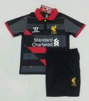 Kids Liverpool 14/15 Third Soccer Jersey(shirt+shorts)