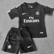 PSG Third Soccer Suits 2017/18 Shirt and Shorts Kids