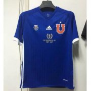 Universidad de Chile Home Soccer Jersey 17/18 90 ANOS