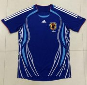 Retro Japan Home Soccer Jerseys 2006