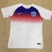 England Home Soccer Jersey White 2018 World Cup