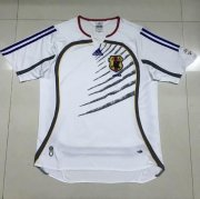 Retro Japan Away Soccer Jerseys 2006