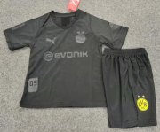 Children Dortmund 110th Anniversary Soccer Suits 2019/20 Shirt and Shorts