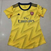 Arsenal Away Women Soccer Jerseys 2019/20