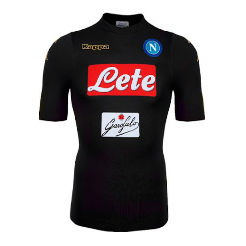 Napoli Away Soccer Jersey 16/17